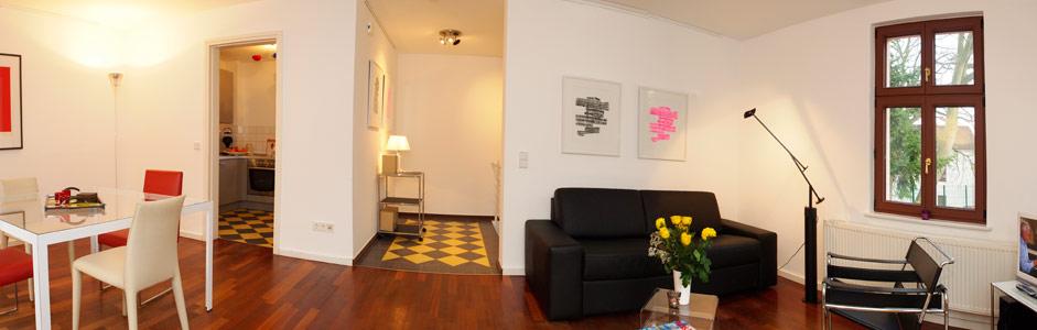 Erste Etage Ferienhaus Ferienwohnung 4 bis 6 Personen Tusculum in der Villa Hintze Usedom Seebad Heringsdorf